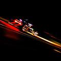 Speeding Hot Rod by Phil 'motography' Clark