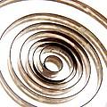 Spiral by Bernard Jaubert