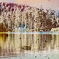 Sprayscape Lake by Stephen Sly