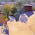 Spring In Cyprus by Andrew Macara