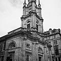 St Georges-tron Church Nelson Mandela Place Glasgow Scotland Uk by Joe Fox