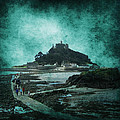 St Michaels Mount by Svetlana Sewell