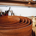 Stack Of Wooden Bowls by Jetta Productions, Inc
