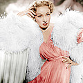 Stage Fright, Marlene Dietrich Wearing by Everett