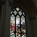 Stained Glass by David Bearden