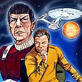 Star Trek by Dave Olsen
