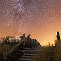 Stars In A Night Sky by Laurent Laveder
