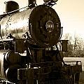 Steam Power by Ricky Barnard