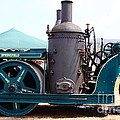Steam Powered Roller 7d15116 by Wingsdomain Art and Photography