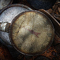 Steampunk - Gauge For Sale by Mike Savad