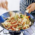 Stir Fry by David Munns