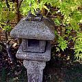 Stone Lantern by Nina Fosdick