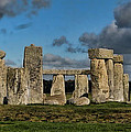 Stonehenge by Heather Applegate