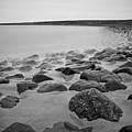 Stones In North Sea In Germany by by Felix Schmidt