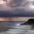Storm Over Heceta Head  by Keith Kapple