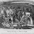 Stowing African Captives In A Slave by Everett