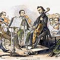 String Quartet, 1846 by Granger