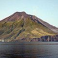 Stromboli Volcano, Aeolian Islands by Richard Roscoe