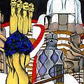 Studying Gaudi by Nina Mirhabibi