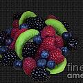 Summer Fruit Medley by Michael Waters