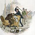 Sumner And Brooks, 1856 by Granger
