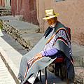 Sunny Grandpa II by Al Bourassa