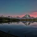 Sunrise At Lake by Gemma