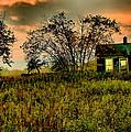 Sunrise On The Prairie by Matthew Winn