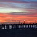 Sunset In San Diego by Karen Becker