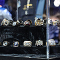 Super Bowl Rings  by Brittany H