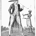 Surinam: Slave Owner, 1796 by Granger
