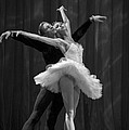 Swan Lake  White Adagio  Russia 2 by Clare Bambers