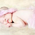 Sweet Baby Girl by Darren Fisher