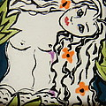Sweet Mermaid by Patricia Lazar