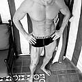 Swimmer 5 by William Dey