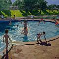 Swimming Pool by Andrew Macara