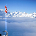 Swiss Alps Panorama by Image by Christian Senger