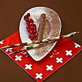 Swiss Chocolate Praline by Joana Kruse