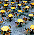 Tables And Chairs II by Steven Ainsworth