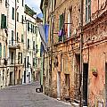Taggia In Liguria by Joana Kruse