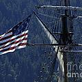 Tall Ship 3 Print by Bob Christopher