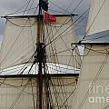Tall Ships Print by Bob Christopher