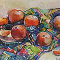 Tangerines by Juliya Zhukova