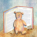 Tea Bag Teddy by Arline Wagner