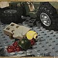 Tellermine Aftermath by Josh Bernstein