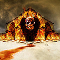 Temple Of Death by Jaroslaw Grudzinski