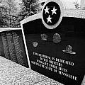 tennessee state police officer memorial war memorial plaza Nashville Tennessee USA by Joe Fox