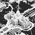 Texas Capitol Bw3 by Scott Kelley