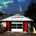 Texas Garage by Kelly Rader