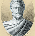Thales, Ancient Greek Philosopher by Photo Researchers, Inc.